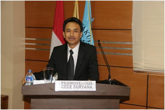 Cece Suryana Cumlaude Dosen Swasta Perlu Kepastian Hukum